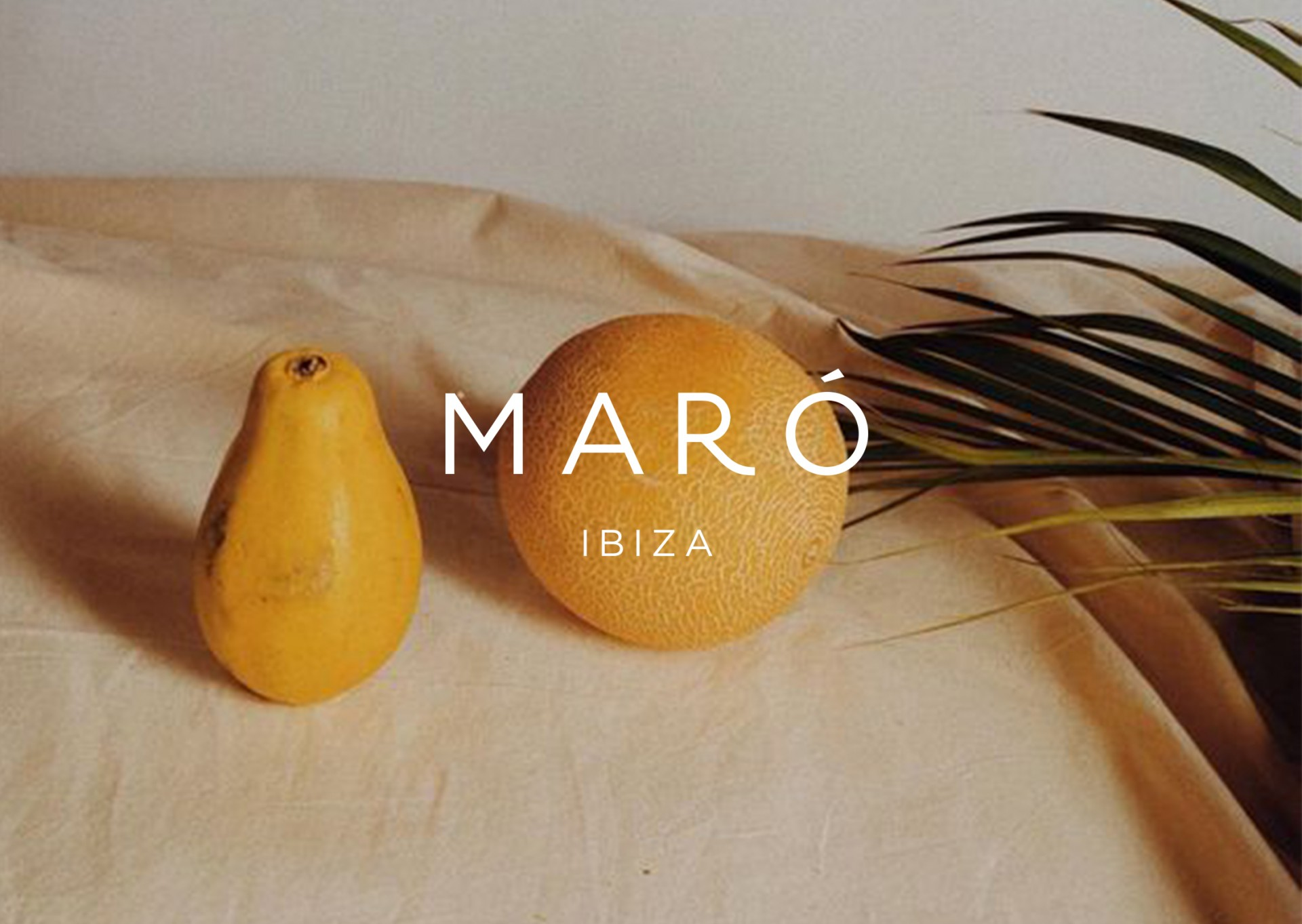 A. AMILL BOSCO IDENTITY FOR MARO IBIZA