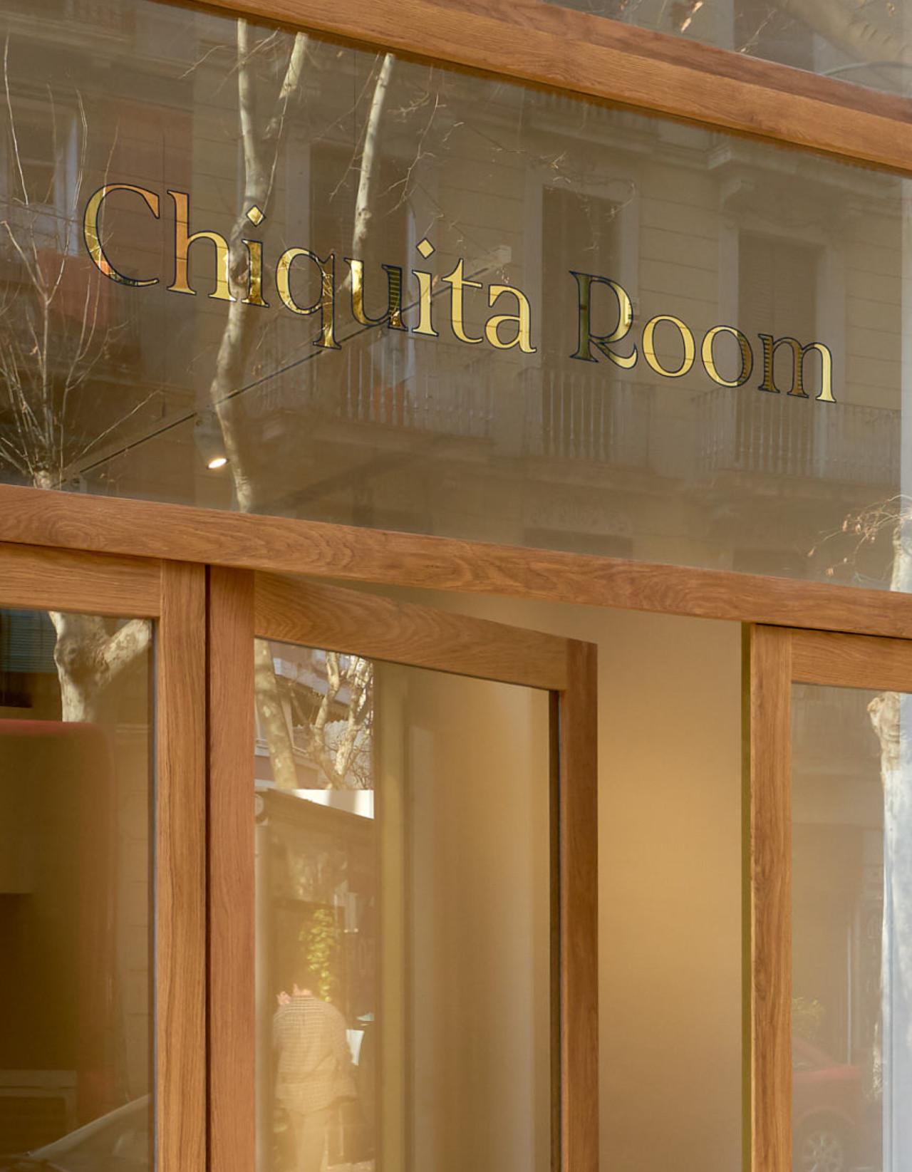 A. AMILL BOSCO IDENTITY FOR CHIQUITA ROOM